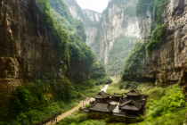 """Top cities to """"travel in China"""""""