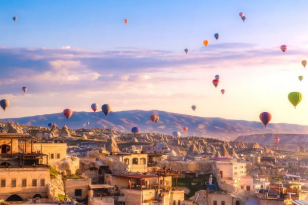 """""""Turkey"""" Top Places to Visit"""