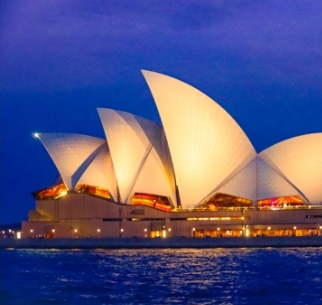 "5 Tourist Attractions in ""Sydney Australia"""