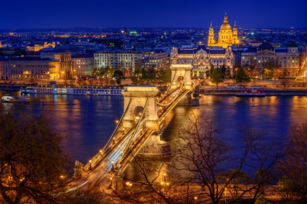 Top tourist attractions in Hungary""