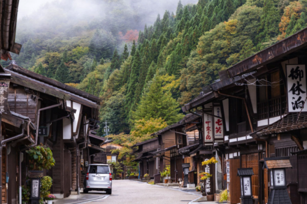Nara Ijuku, the charm of the old town of the Edo period That Japanese