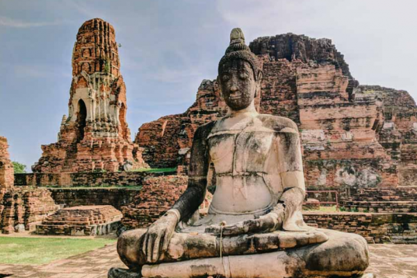 7 World Heritage Sites in Asia